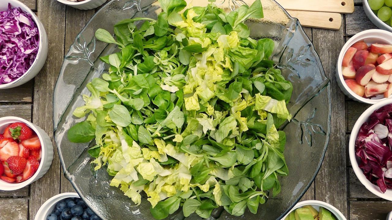 33 салата из трёх ингредиентов