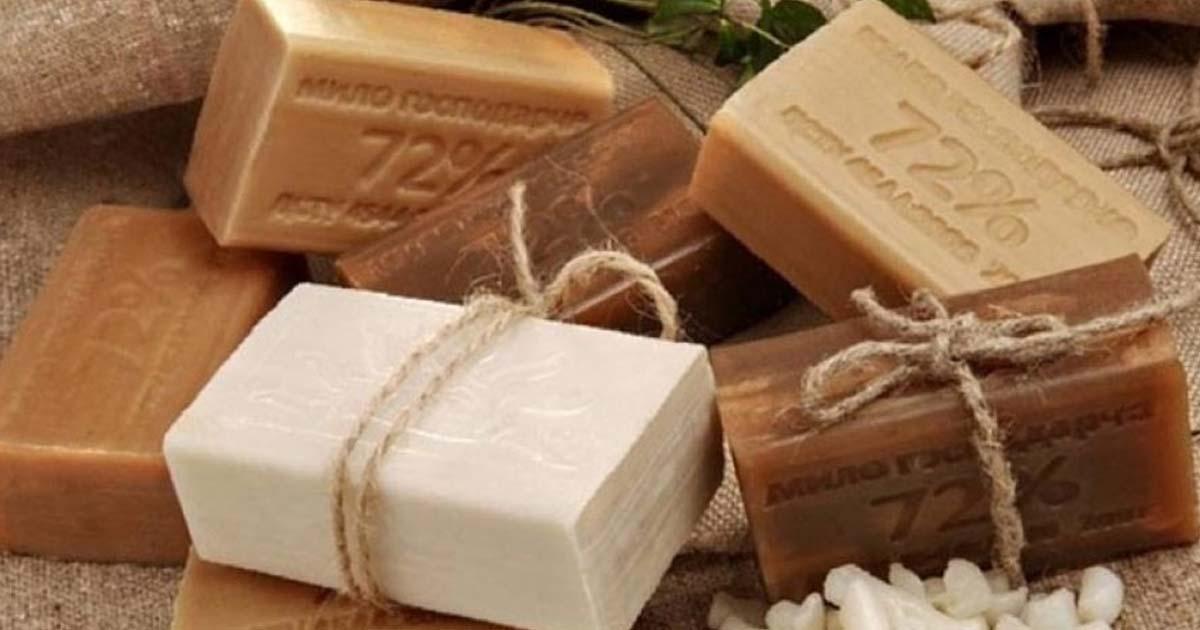 Хозяйственное мыло – польза и вред