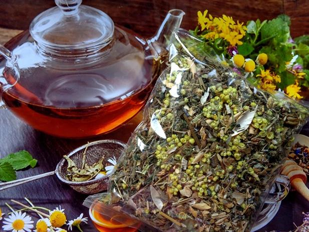 Монастырский чай и его приготовление