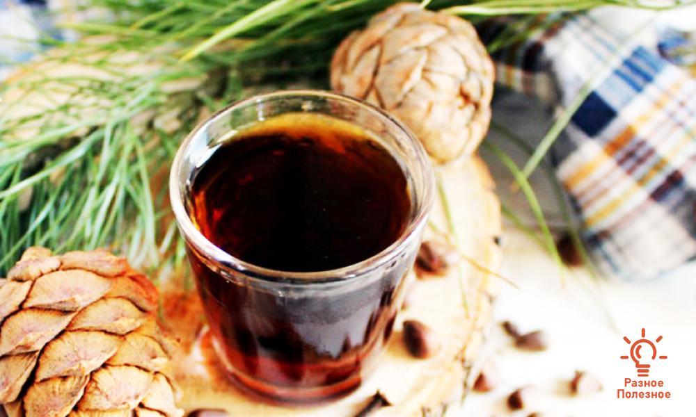 Старинный сибирский рецепт «Кедровки»