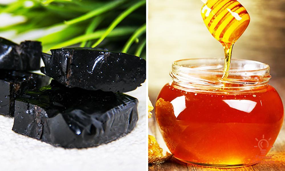 Пихтовое масло, мёд и мумиё для лечения межпозвоночной грыжи