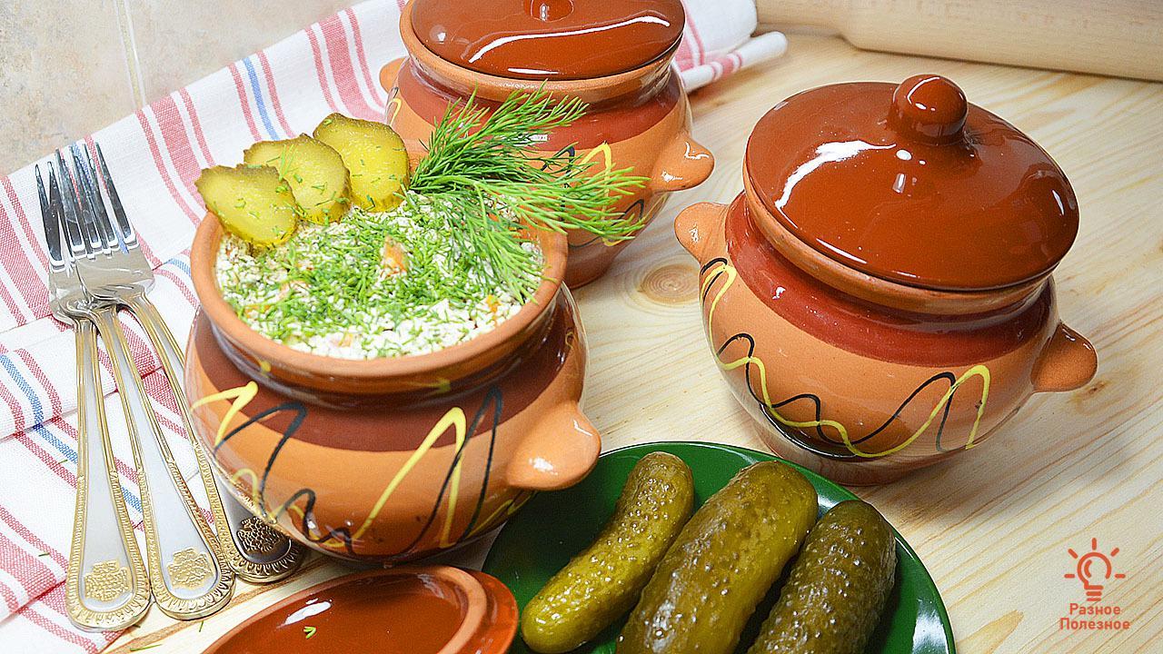 Приготовление блюд в горшочках. 7 потрясающих пошаговых рецептов
