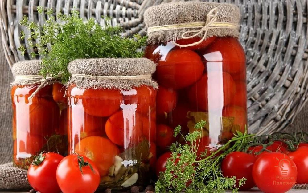 Маринование помидор без уксуса на зиму. 7 пошаговых рецептов с фото