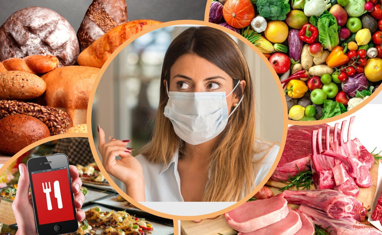 Как правильно питаться при коронавирусе