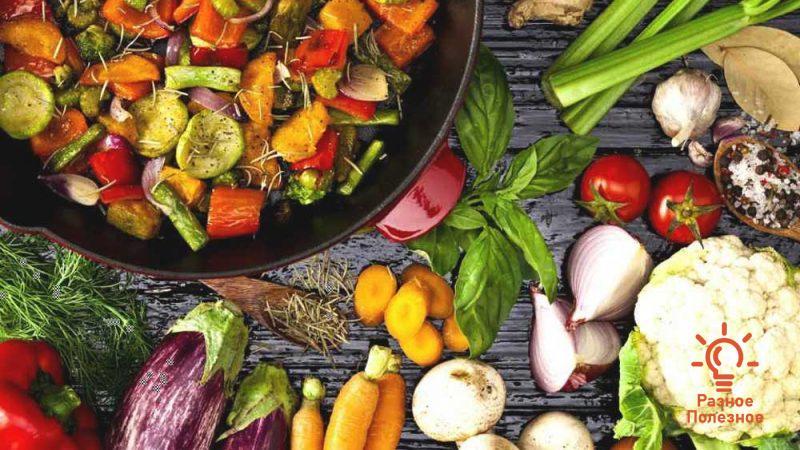 Постные блюда, простые и вкусные. Рецепты