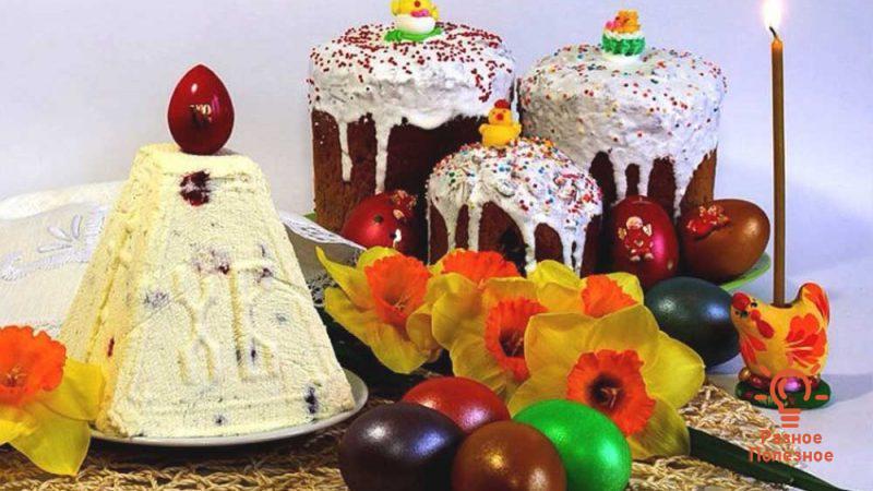 Русские пасхальные традиции и пасхальные рецепты
