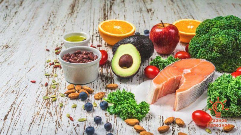 Уникальные продукты для диабетиков