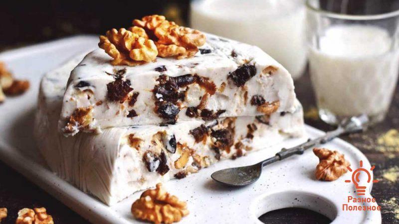 Вкуснейший творожный десерт на завтрак, обед и ужин